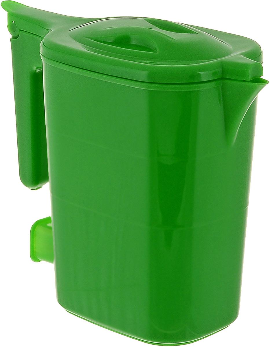 Мастерица ЭЧ 0,5/0,5-220 чайник электрический, цвет зеленыйМастерица ЭЧ 0,5/0,5-220Электрический чайник Мастерица ЭЧ 0,5/0,5-220 изготовлен из пищевого пластика и не опасен для здоровья. Выполнено устройство в оригинальном зеленом цвете, который сразу же привлечет внимание к себе. Нагревательный элемент - ТЭН, спираль из нержавеющей стали. Если вам нужно небольшое количество воды, то этот чайник именно то, что вам нужно.