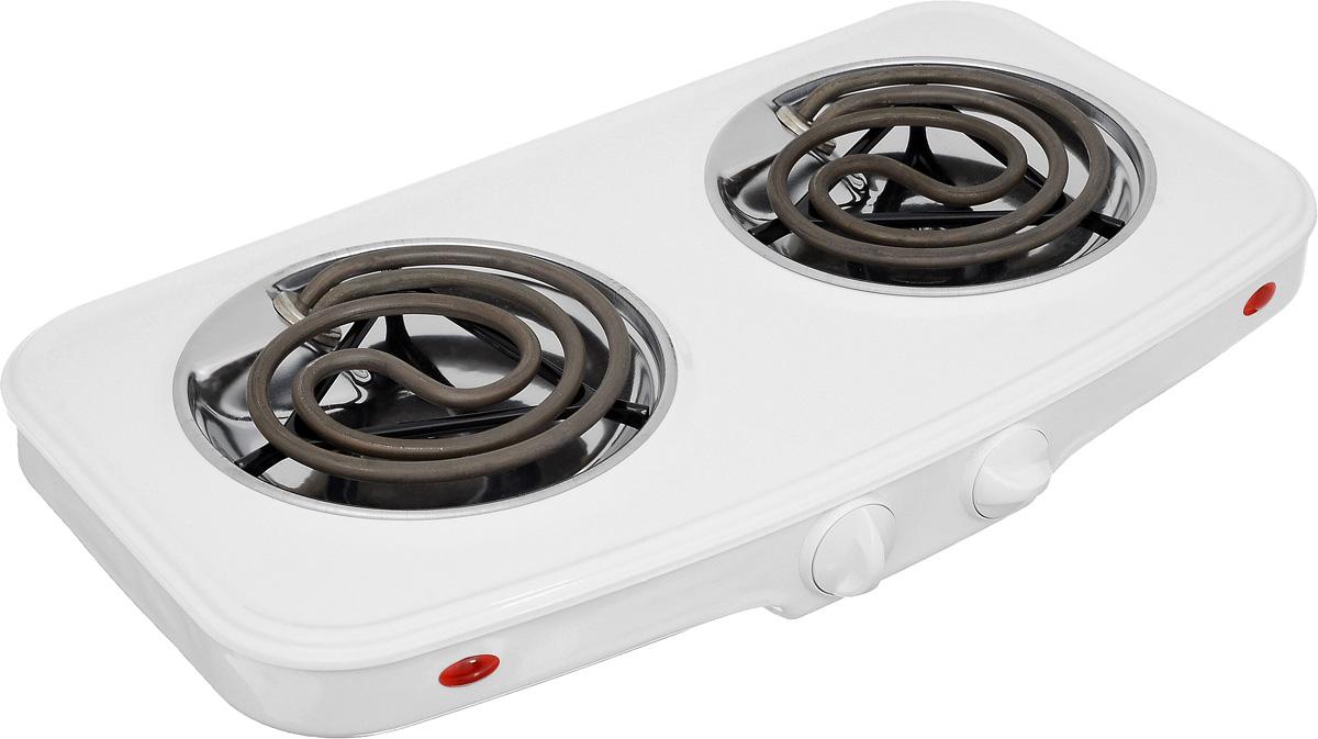 Мастерица ЭПТ-2МД-2,0/220-08 плита настольнаяМастерица ЭПТ-2МД-2,0/220-08Настольная электроплита Мастерица - удобное бытовое устройство, которое отличается экономичностью, функциональностью и долговечностью. Отличная помощница на даче или в квартире. Плита занимает мало места, очень компактна и на ней легко готовить, а за счет электрических конфорок, поверхность нагревается очень быстро. Устройство имеет механический тип управления, оно происходит с помощью поворотного переключателя на боковой панели. Номинальное напряжение: 220 В Тип нагревательного элемента: ТЭН Регулирование мощности: бесступенчатое