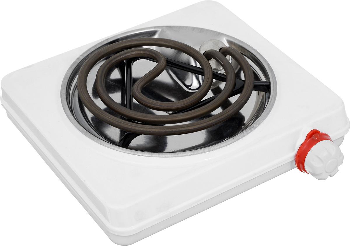 Мастерица ЭПНс 1000-01 плита настольнаяМастерица ЭПНс 1000-01Настольная электроплита Мастерица - удобное бытовое устройство, которое отличается экономичностью, функциональностью и долговечностью. Отличная помощница на даче или в квартире. Плита занимает мало места, очень компактна и на ней легко готовить, а за счет электрической конфорки, поверхность нагревается очень быстро. Устройство имеет механический тип управления, оно происходит с помощью поворотного переключателя на боковой панели. Номинальное напряжение: 220 В Тип нагревательного элемента: ТЭН Регулирование мощности: бесступенчатое