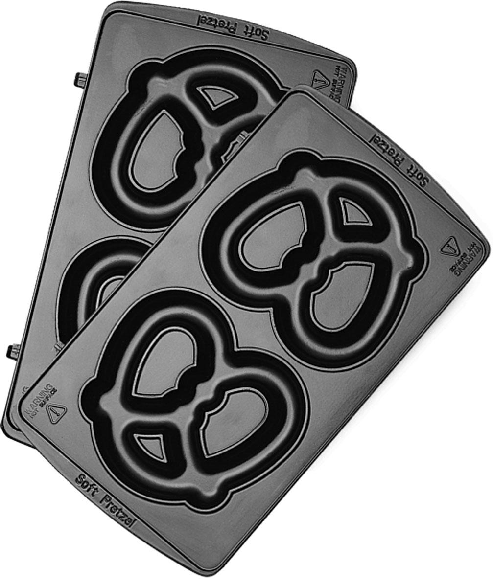 Redmond RAMB-10 панель для мультипекаряRAMB-10Универсальные съемные панели для любого мультипекаря Redmond! Позволят приготовить настоящие немецкие брецели из соленого теста или сладкое печенье в форме больших кренделей. Панели изготовлены из металла с антипригарным покрытием – они долговечны и легки в уходе. Подходит для использования в мультипекарях Redmond: RMB-M600, RMB-M601, RMB-M602, RMB-M603, RMBM604, RMB-M605, RMB-M606, RMB- M607, RMB-M608, RMB-M609, RMB-M610.