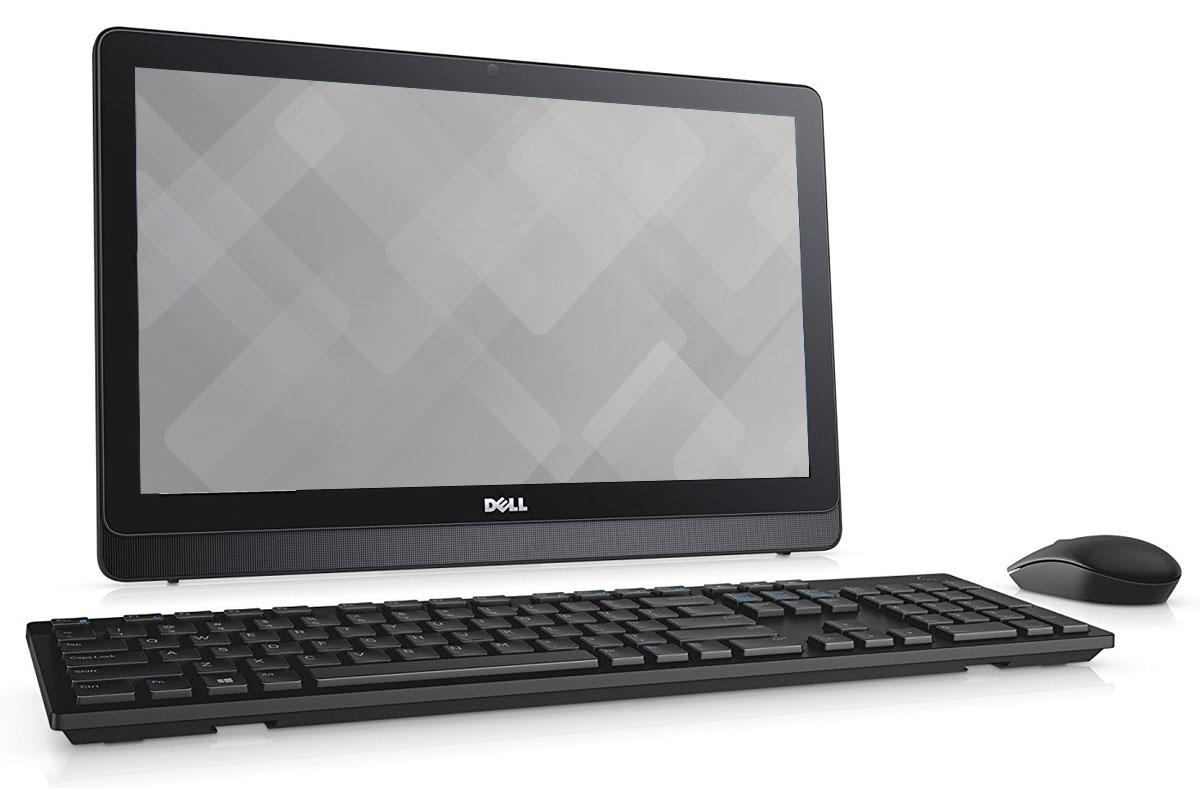 Dell Inspiron 3263, Black (3263-8308)3263-8308Моноблок Dell Inspiron 3263 отличается дисплеем с диагональю 21,5 дюйма, широкими углами обзора и разрешением Full HD, встроенными динамиками и веб-камерой, адаптивной производительностью и привлекательным тонким корпусом. Это удобный настольный компьютер все в одном, который станет отличной покупкой для всей семьи. Приковывает взгляды. Смотрите фильмы, учитесь и играйте на большом дисплее с разрешением Full HD с широкими углами обзора. Простота установки сразу после распаковки. Откидная подставка и конструкция, предусматривающая использование всего одного кабеля, позволяют быстро и легко разместить компьютер в любом помещении. Черный корпус компьютера с невероятно тонкой панелью и выполненные в едином стиле с корпусом клавиатура и мышь прекрасно дополнят любой интерьер. Полное погружение в события на экране. Оцените совершенно новый уровень фильмов и игр благодаря новейшим процессорам Intel. Мощный графический адаптер, высочайшая...