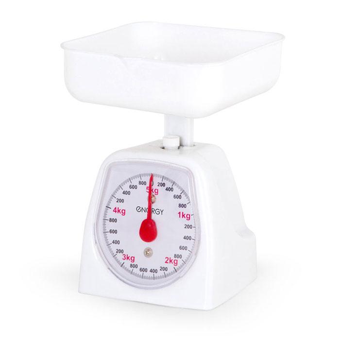 Energy EN-406МК, White кухонные весы