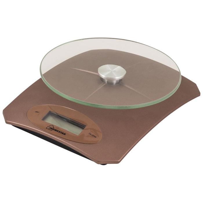 HomeStar HS-3002, Brown кухонные весы