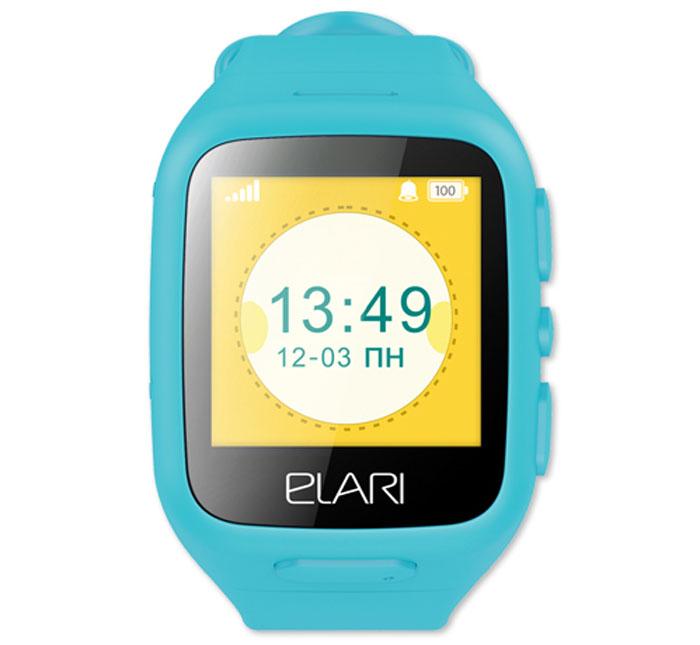 Elari KidPhone, Blue детские часы-телефонKP-1Простая, доступная и легкая в использовании модель детских часов-телефона-трекера Elari KidPhone – отличная возможность для родителей быть всегда в курсе, где находится их ребенок и позвонить ему в любой момент. При необходимости, ребенок может воспользоваться функцией SOS. KidPhone полностью управляется со смартфонов родителей через бесплатное приложение для iOS/Android. LBS-трекинг Двусторонняя связь Функция SOS с выделенной кнопкой Цветной дисплей Оповещение при выходе из разрешенной геозоны Бесплатное мультиязычное приложение для iOS/Android Частоты: GSM 900/1800 и 850/1900 MicroSIM-карта с голосовой связью и GPRS (2G) Поддерживаемые устройства iOS 7.0 и выше, Android 4.0 и выше Будильник, функция автоответа и мониторинга звуков, режим «на занятиях»