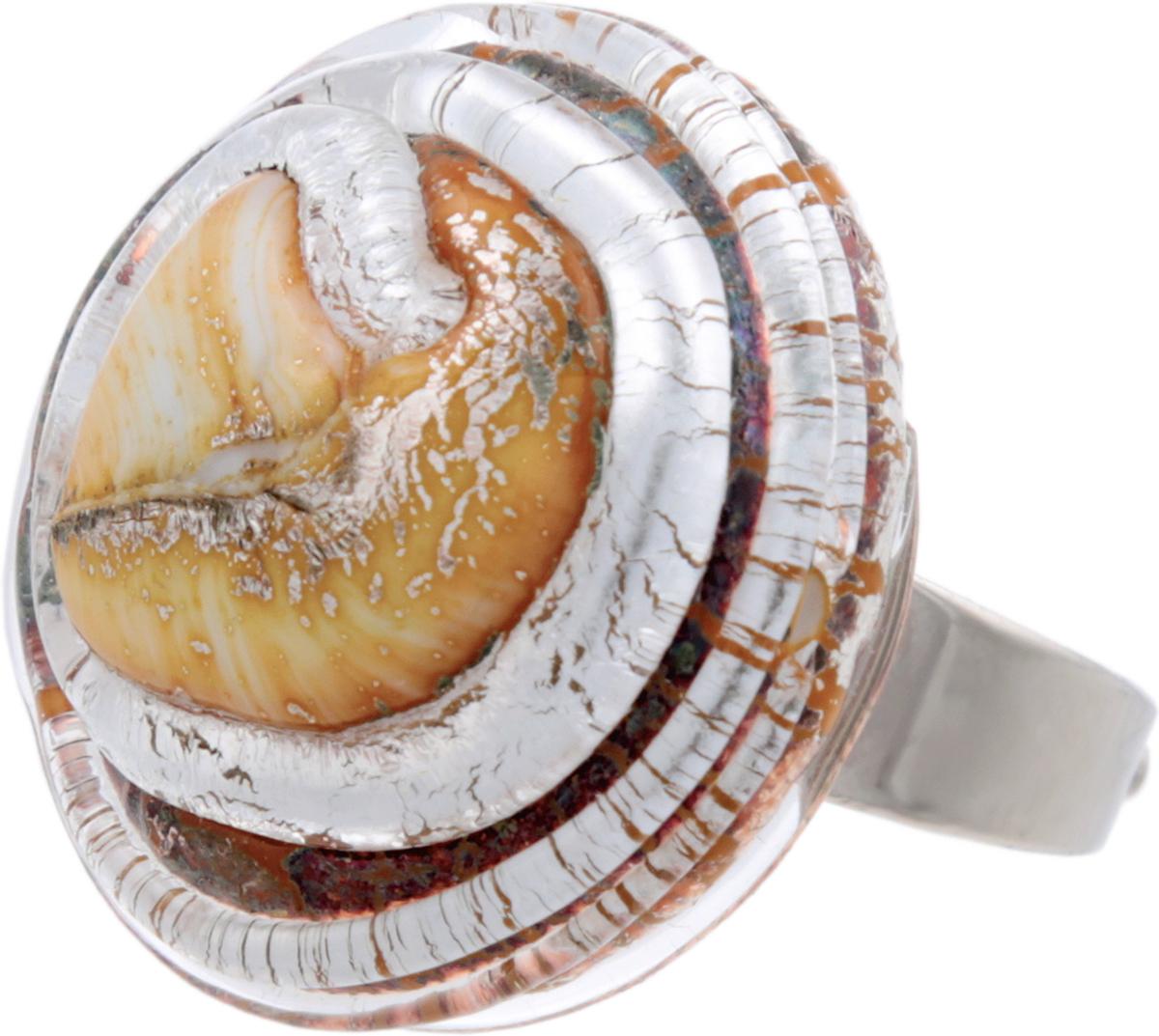 Кольцо коктейльное Раковина устрицы. Муранское стекло, бижутерный сплав серебряного тона, ручная работа. Murano, Италия (Венеция)e064f090Кольцо коктейльное Раковина устрицы. Муранское стекло, бижутерный сплав серебряного тона, ручная работа. Murano, Италия (Венеция). Размер регулируется. Каждое изделие из муранского стекла уникально и может незначительно отличаться от того, что вы видите на фотографии.