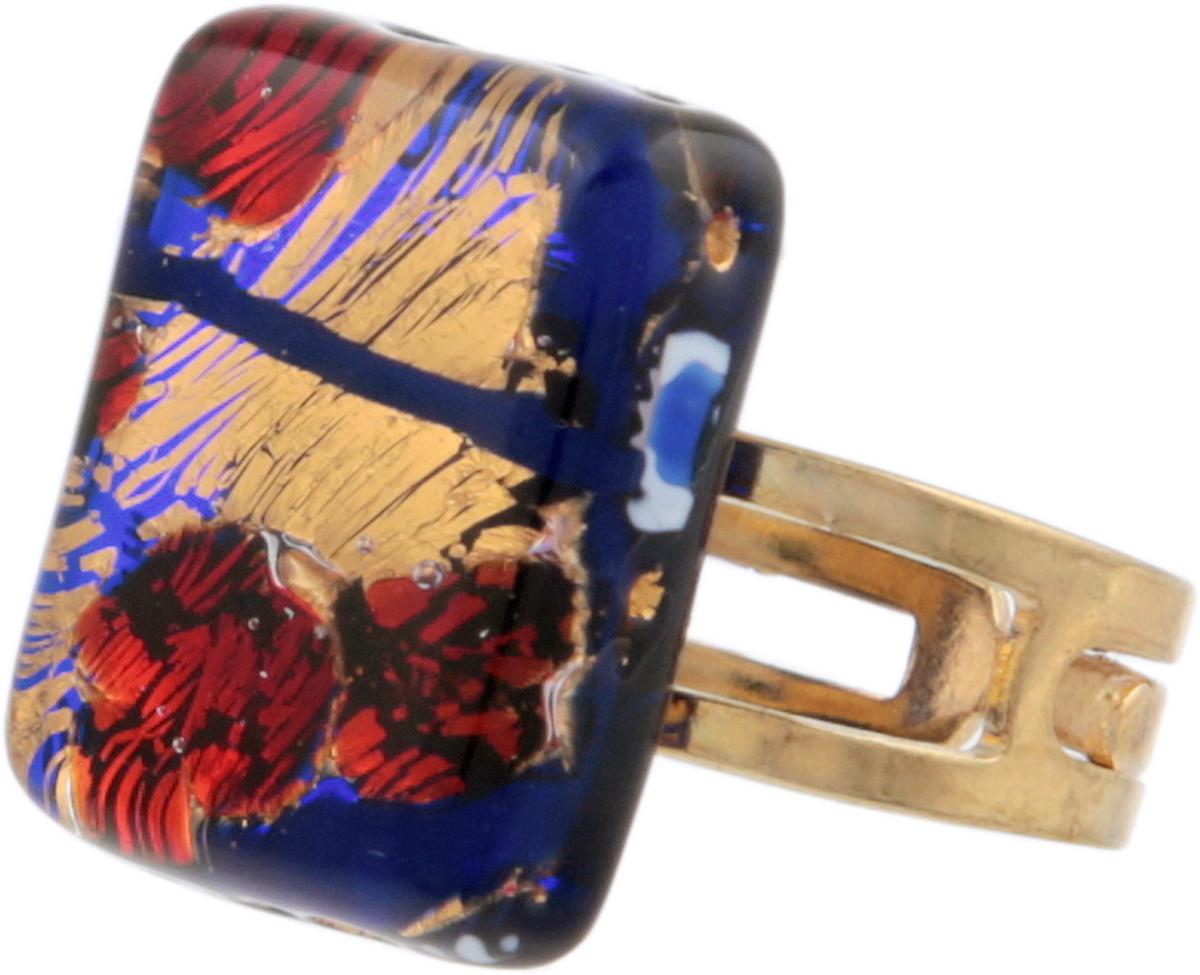Кольцо коктейльное Чародейка. Муранское стекло, бижутерный сплав золотого тона, ручная работа. Murano, Италия (Венеция)e064f090Кольцо коктейльное Чародейка. Муранское стекло, бижутерный сплав золотого тона, ручная работа. Murano, Италия (Венеция). Размер регулируется. Каждое изделие из муранского стекла уникально и может незначительно отличаться от того, что вы видите на фотографии.