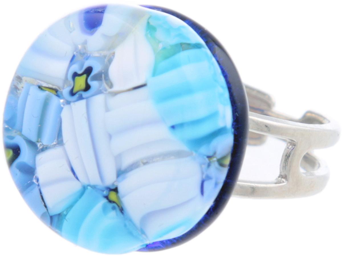 Кольцо коктейльное Свежесть. Муранское стекло, бижутерный сплав серебряного тона, ручная работа. Murano, Италия (Венеция)e064f090Кольцо коктейльное Свежесть. Муранское стекло, бижутерный сплав серебряного тона, ручная работа. Murano, Италия (Венеция). Размер регулируется. Каждое изделие из муранского стекла уникально и может незначительно отличаться от того, что вы видите на фотографии.