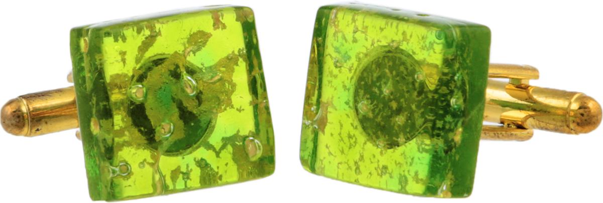 Запонки Весна. Муранское стекло, бижутерный сплав золотого тона, ручная работа. Murano, Италия (Венеция)ОС28025Запонки Весна. Муранское стекло, бижутерный сплав золотого тона, ручная работа. Murano, Италия (Венеция). Размер: 1,5 х 1,5 см. Каждое изделие из муранского стекла уникально и может незначительно отличаться от того, что вы видите на фотографии.