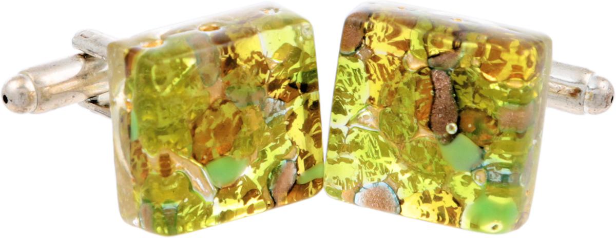 Запонки Сандра. Муранское стекло, бижутерный сплав серебряного тона, ручная работа. Murano, Италия (Венеция)ОС28025Запонки Сандра. Муранское стекло, бижутерный сплав серебряного тона, ручная работа. Murano, Италия (Венеция). Размер: 1,5 х 1,5 см. Каждое изделие из муранского стекла уникально и может незначительно отличаться от того, что вы видите на фотографии.