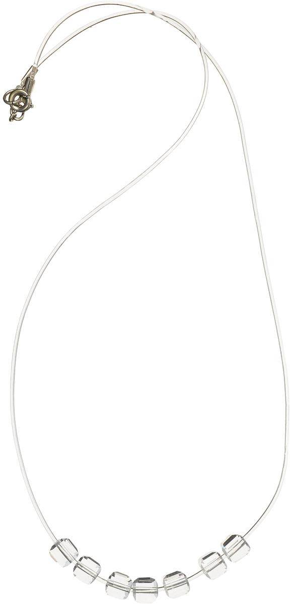 Подвеска Kawaii Factory Прозрачная серия. 7 кубиков, цвет: прозрачный. KW091-000272KW091-000272Подвеска от Kawaii Factory изготовлена из пластика. Модель оформлена оригинальными кубиками и застегивается на удобную застежку.
