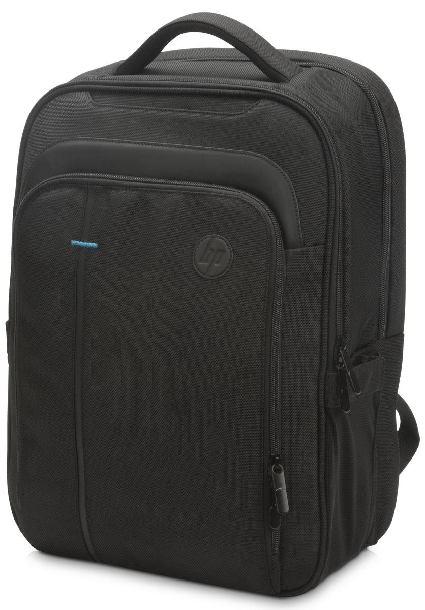 """HP SMB Backpack Case рюкзак для ноутбуков 15.6"""", Black (T0F84AA) 1000400478"""