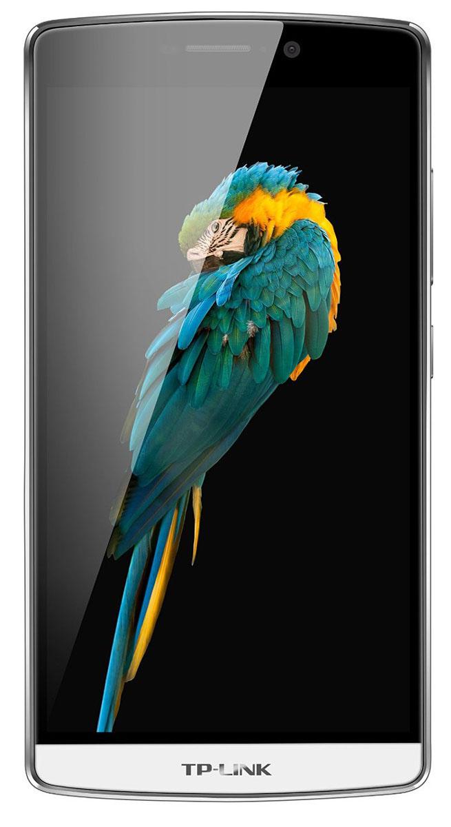 Neffos C5 Max, WhiteC5 MAX WhiteNeffos C5 Max оснащён 5,5-дюймовым Full HD IPS дисплеем, обеспечивающим кристальную чёткость изображения с углами обзора до 178°. Устройство обладает впечатляющей контрастностью 1600:1 и позволит вам погрузиться в новый мир ярких, живых и отчётливых красок вашего мобильного устройства. Neffos C5 Max оснащен 13-мегапиксельной камерой, которая позволит вам уловить ещё больше деталей и красок. Большая диафрагма F2.0 пропускает больше света, позволяя делать качественные фотографии при слабом освещении. Фронтальная широкоугольная 5-мегапиксельная камера позволит вам снимать превосходные селфи вместе с вашими друзьями. Neffos C5 Max обладает восьмиядерным 64-битным процессором и 2 ГБ оперативной памяти, которые обеспечивают высокую производительность устройства. Встроенный чипсет обеспечивает подключение к высокоскоростному 4G LTE Интернету. Устройство позволяет устанавливать две SIM-карты и использовать его для личных и деловых задач, при этом личные и...