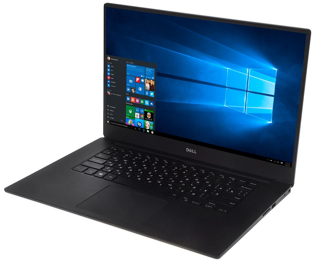 Dell XPS 15 9550-2341, Silver9550-2341Самый мощный и компактный 15,6-дюймовый ноутбук Dell XPS сочетает высочайшую производительность и потрясающий дисплей InfinityEdge. Передовые оригинальные решения всегда привлекают внимание. Вот почему неудивительно, что XPS 15 выделяется из общего ряда. Dell продолжает быть лидером отрасли. Единственный в мире 15,6-дюймовый дисплей с технологией InfinityEdge. Благодаря сверхтонкой рамке шириной всего 5,7 мм этот дисплей имеет максимальную полезную площадь, при этом размеры самого устройства сопоставимы с размерами 14-дюймового ноутбука. При толщине корпуса в 17 мм и массе 1,8 кг в конфигурации с твердотельным накопителем, XPS 15 является самым легким в мире высокопроизводительным ноутбуком. Благодаря дисплею UltraSharp с разрешением Ultra HD 4K (3840х2160) каждую деталь можно увидеть без увеличения. Имея на 6 миллионов пикселей больше, чем у дисплеев Full HD, и на 3 миллиона больше, чем у MacBook Pro, можно редактировать изображения с...