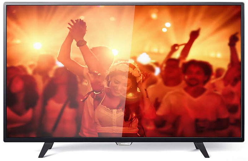 Philips 42PFT4001/60, Black телевизор42PFT4001/60Стильный дизайн модели Philips 42PFT4001/60 с технологией Digital Crystal Clear сделает интерьер вашего дома еще более изысканным. Оцените качество изображения Full HD с показателем Perfect Motion Rate и чистоту звучания — развлечения без границ! Изящный, современный, лаконичный дизайн. Неудивительно, что ультратонкий силуэт телевизора Philips притягивает к себе взгляд — это идеальное решение, которое прекрасно дополнит любой интерьер. Picture Performance Index сочетает в себе технологию Philips для дисплеев и усовершенствованные техники обработки для улучшения качества каждого аспекта изображения: четкости, динамичных сцен, контрастности и цветопередачи. Независимо от источника вы сможете наслаждаться четким изображением с потрясающей детализацией, глубокими оттенками черного и яркими оттенками белого, а также насыщенными цветами и естественной цветопередачей. Делитесь впечатлениями. Подключите USB-накопитель, цифровую камеру, MP3-плеер...