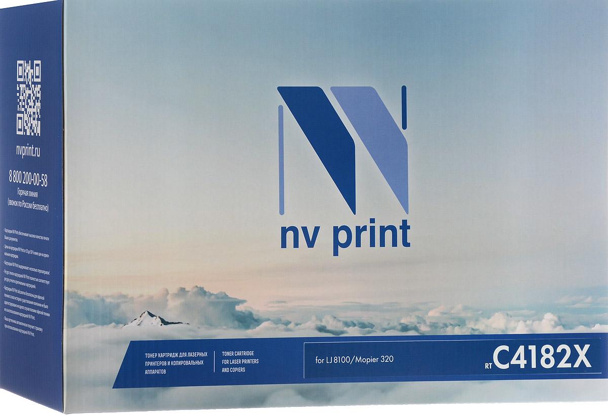 NV Print C4182X, Black тонер-картридж для HP LaserJet 8100/Mopier 320NV-C4182XСовместимый лазерный картридж NV Print C4182X для печатающих устройств HP LaserJet 8100/Mopier 320 - это альтернатива приобретению оригинальных расходных материалов. При этом качество печати остается высоким. Тонер картриджи NV Print, спроектированные и разработанные с применением передовых технологий, наилучшим образом приспособлены для эффективной работы печатного устройства. Все компоненты оптимизируют процесс печати и идеально сочетаются в течение всего времени работы, что дает вам неизменно качественные результаты при использовании вашего лазерного принтера. Лазерные принтеры, копировальные аппараты и МФУ являются более выгодными в печати, чем струйные устройства, так как лазерных картриджей хватает на значительно большее количество отпечатков, чем обычных. Для печати в данном случае используются не чернила, а тонер.