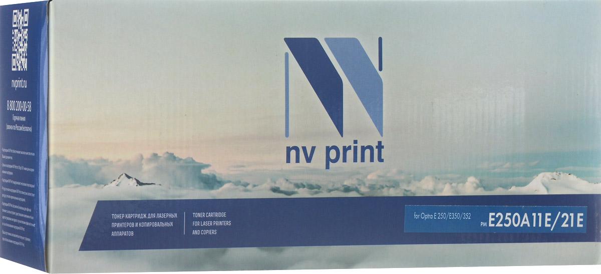 NV Print E250A11E/21E, Black тонер-картридж для Lexmark Optra E250/E350/E352NV-E250A11E/21EСовместимый лазерный картридж NV Print E250A11E/21E для печатающих устройств Lexmark Optra E250/E350/E352 - это альтернатива приобретению оригинальных расходных материалов. При этом качество печати остается высоким. Тонер-картридж NV Print E250A11E/21E спроектирован и разработан с применением передовых технологий, наилучшим образом приспособлен для эффективной работы печатного устройства. Все компоненты оптимизируют процесс печати и идеально сочетаются в течение всего времени работы, что дает вам неизменно качественные результаты при использовании вашего лазерного принтера.