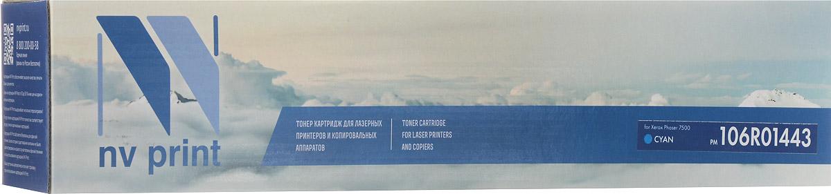 NV Print 106R01443C, Cyan тонер-картридж для Xerox Phaser 7500NV-106R01443CСовместимый лазерный картридж NV Print 106R01443C для печатающих устройств Xerox Phaser 7500 - это альтернатива приобретению оригинальных расходных материалов. При этом качество печати остается высоким. Тонер картриджи NV Print, спроектированные и разработанные с применением передовых технологий, наилучшим образом приспособлены для эффективной работы печатного устройства. Все компоненты оптимизируют процесс печати и идеально сочетаются в течение всего времени работы, что дает вам неизменно качественные результаты при использовании вашего лазерного принтера. Лазерные принтеры, копировальные аппараты и МФУ являются более выгодными в печати, чем струйные устройства, так как лазерных картриджей хватает на значительно большее количество отпечатков, чем обычных. Для печати в данном случае используются не чернила, а тонер.