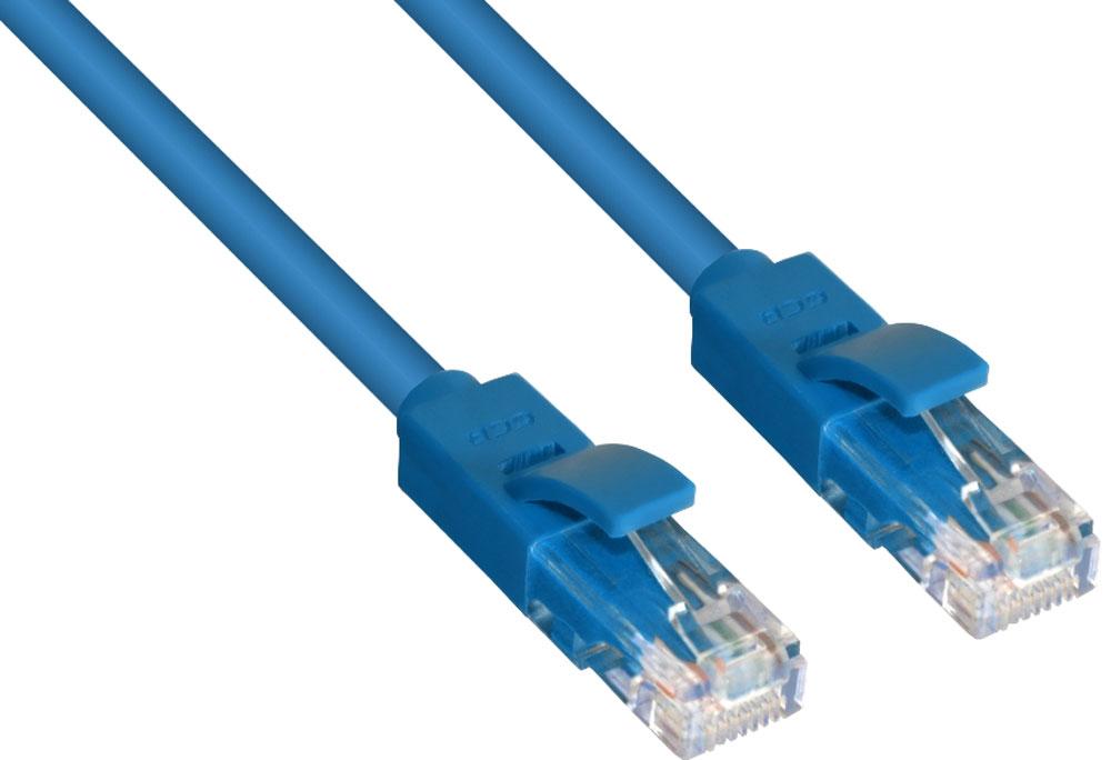 Greenconnect GCR-LNC01 патч-корд (0,6 м)GCR-LNC01-0.6mВысокотехнологичный современный литой патч-корд Greenconnect GCR-LNC01 используется для подключения к интернету на высокой скорости. Подходит для подключения персональных компьютеров или ноутбуков, медиаплееров или игровых консолей PS4 / Xbox One, а также другой техники и устройств, у которых есть стандартный разъем подключения кабеля для интернета LAN RJ-45. Соответствие сетевого патч-корда Greenconnect GCR-LNC01 современному стандарту UTP Cat5e обеспечивает возможность подключения к интернету со скоростью до 1 Гбит/с. С такой скоростью любимые фильмы будут загружаться меньше чем за полминуты, а музыка - мгновенно. Внешняя оболочка сетевого кабеля Greenconnect изготовлена из экологически чистого ПВХ, соответствующего европейскому стандарту безотходного производства RoHS.