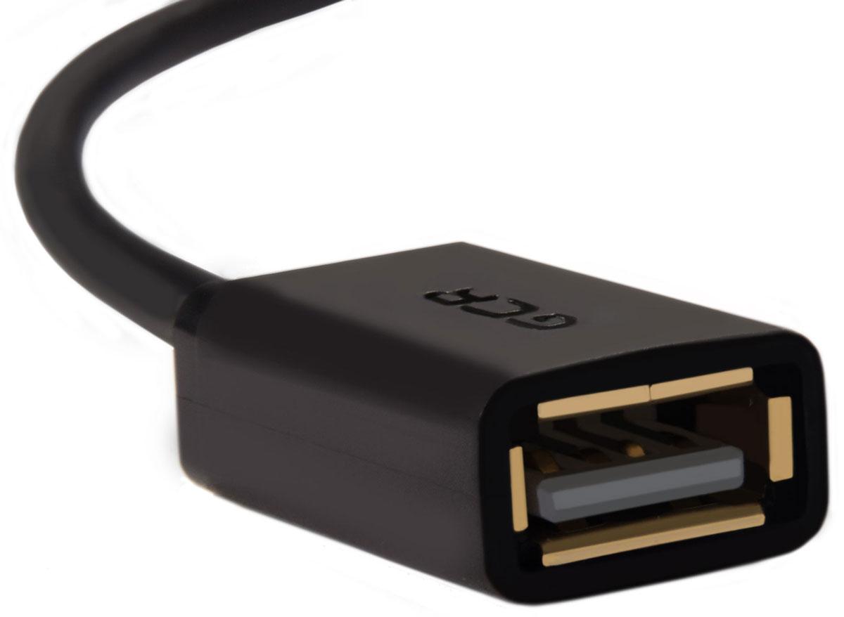 Greenconnect GCR-AMB4AF-AA-G OTG-кабель micro USB/AF (1 м)GCR-AMB4AF-AA-G-1.0m