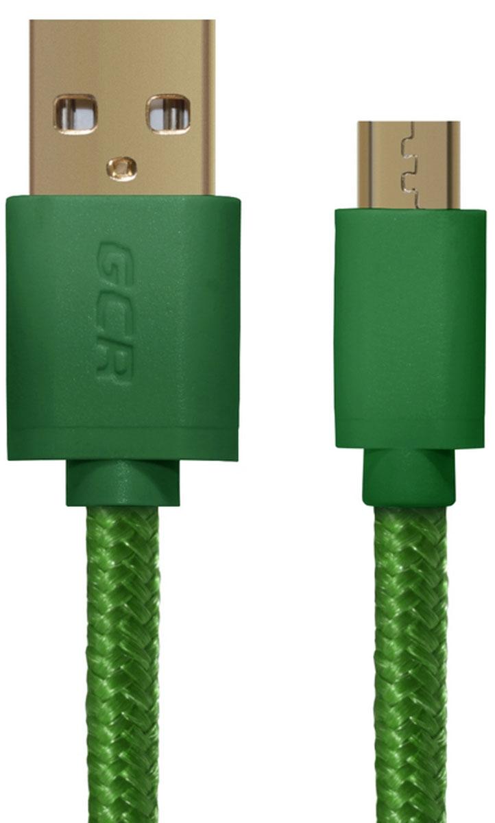 Greenconnect GCR-UA11MCB5-BB2SG кабель microUSB - USB (0,5 м)GCR-UA11MCB5-BB2SG-0.5m
