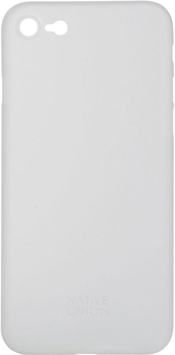 Native Union Clic Air чехол для iPhone 7, ClearCLIC-CLE-AIR-7Ультра-тонкий и легкий Native Union Clic Air идеально подстраивается под iPhone 7, практически не увеличивая его в размерах. Air имеет толщину 0.3 мм. Имеется свободный доступ ко всем разъемам и кнопкам устройства.