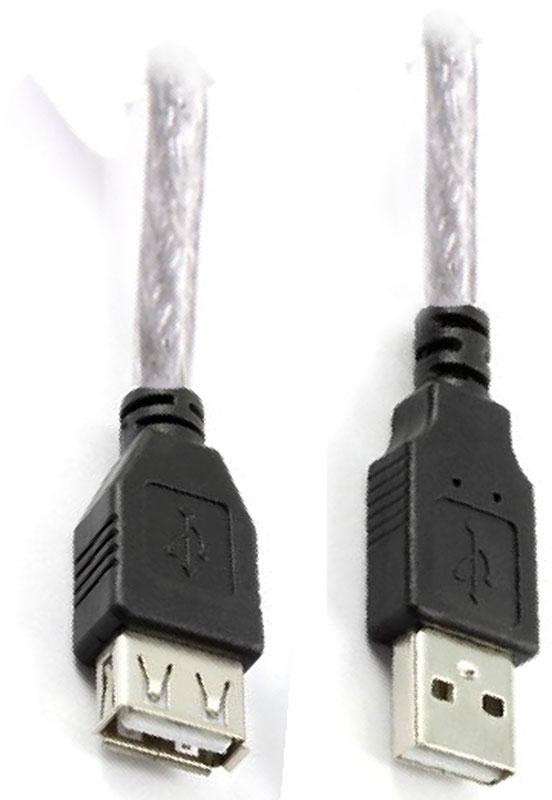 Greenconnect GCR-UEC1M-BD2S кабель-удлинитель USB (3 м)GCR-UEC1M-BD2S-3.0mКабель-удлинитель Greenconnect GCR-UEC1M-BD2S позволит увеличить расстояние до подключаемого устройства. Может быть использован с различными USB девайсами. Двойное экранирование гарантированно защищает сигнал от помех и искажений.