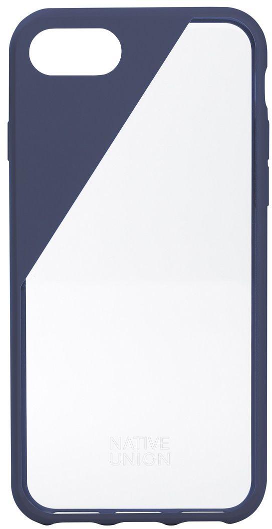 Native Union Clic Crystal чехол для iPhone 7, Blue CLICCRL-MAR-7