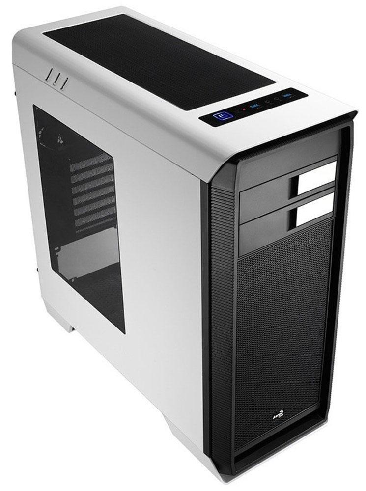 Aerocool Aero-1000, White компьютерный корпус 4713105955309