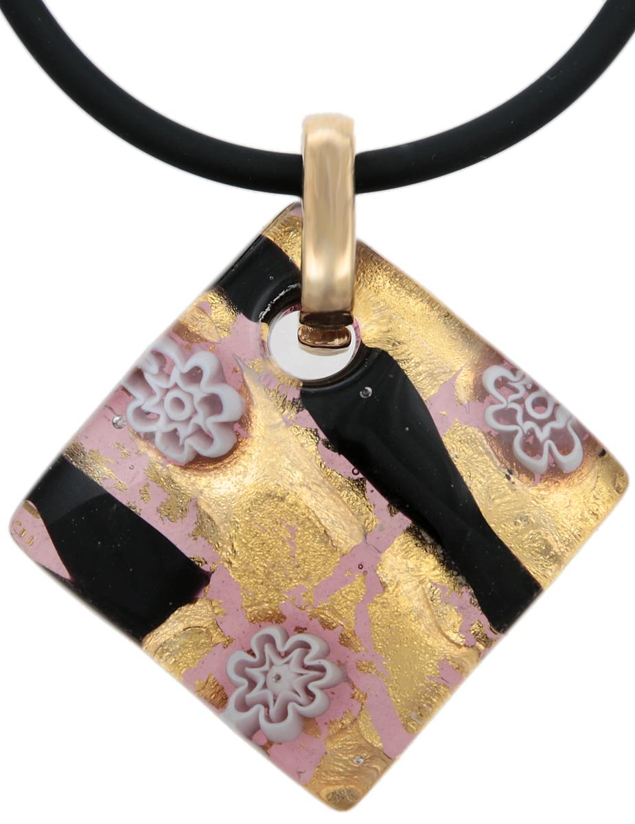 Кулон на шнурке Сновидения. Муранское стекло, шнурок из каучука, ручная работа. Murano, Италия (Венеция)e1373940Кулон на шнурке Сновидения. Муранское стекло, шнурок из каучука, ручная работа. Murano, Италия (Венеция). Размер: Кулон - 3 х 3 см. Шнурок - полная длина 45 см. Каждое изделие из муранского стекла уникально и может незначительно отличаться от того, что вы видите на фотографии.