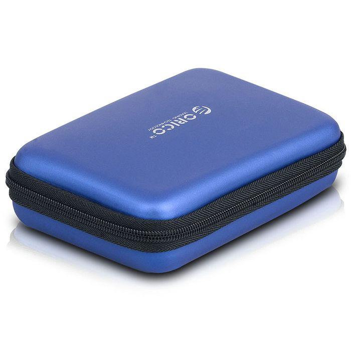 Orico PHB-25, Blue чехол для жесткого дискаORICO PHB-25-BL
