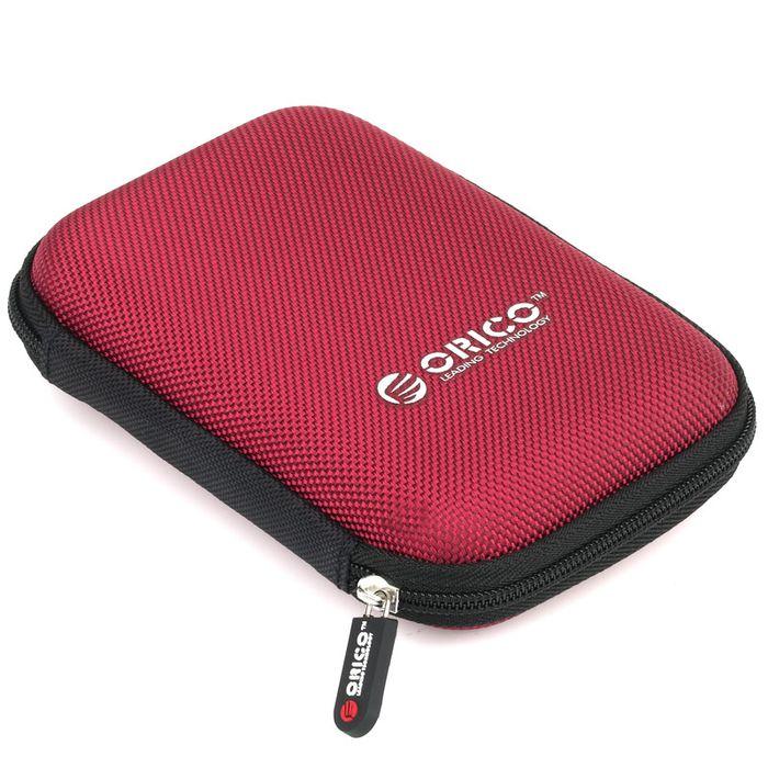 Orico PHD-25, Red чехол для жесткого дискаORICO PHD-25-RD