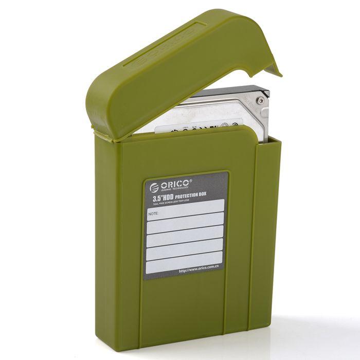 Orico PHI-35, Green чехол для жесткого дискаORICO PHI-35-SN