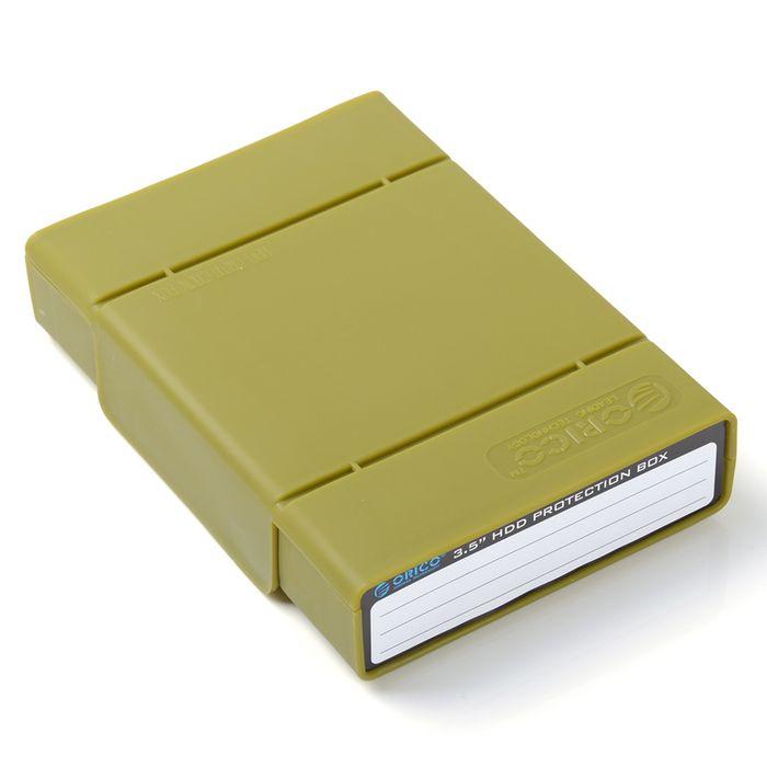 Orico PHP-35, Green чехол для жесткого дискаORICO PHP-35-SN