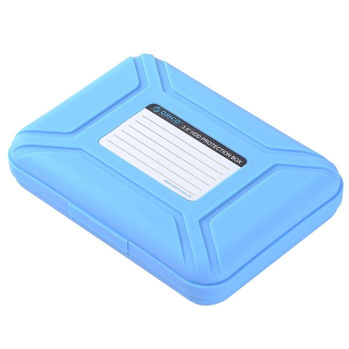 Orico PHX-35, Blue чехол для жесткого дискаORICO PHX-35-BL