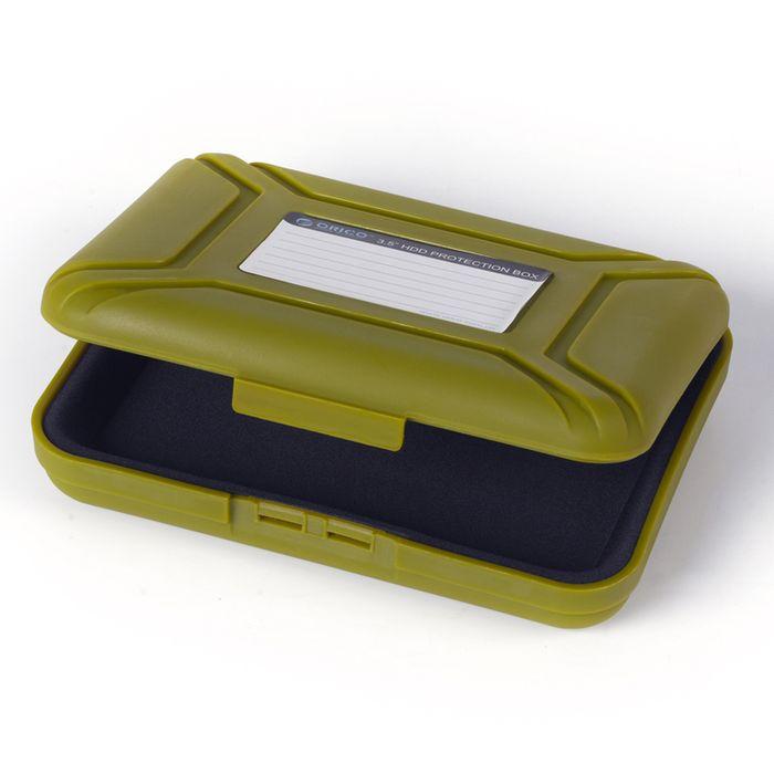 Orico PHX-35, Green чехол для жесткого дискаORICO PHX-35-SN