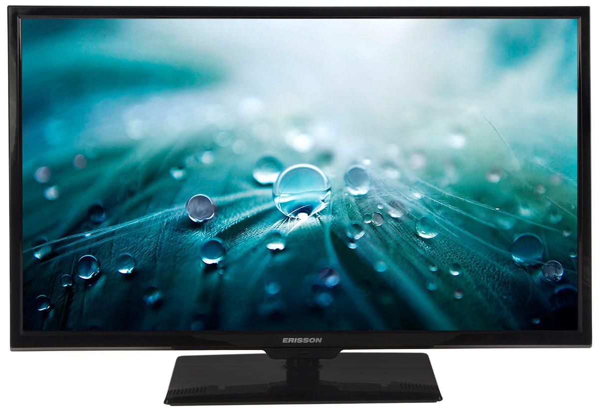Erisson 32 LES 77 T2 телевизор32LES77T2Телевизор Erisson 32LES77T2 с насыщенной цветопередачей изображения, разрешением HD и широкими углами обзора. Источником сигнала для качественной реалистичной картинки могут служить не только цифровые эфирные и кабельные каналы, но и любые записи с внешних носителей, благодаря универсальному встроенному USB-медиаплееру. Формат экрана: 16:9 Яркость: 220 кд/м2 Угол обзора: 178°/178° br> Уважаемые клиенты! Обращаем ваше внимание, что подставка телевизора может иметь два дизайна. Поставка возможна в одном из вариантов нижеприведенных дизайнов, в зависимости от наличия на складе.