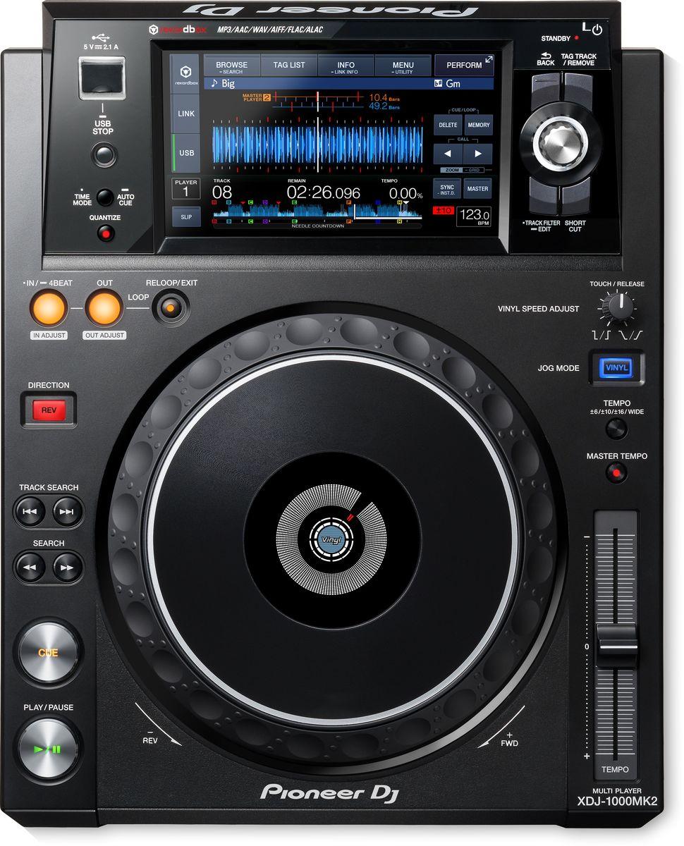 Pioneer XDJ-1000MK2 цифровой DJ проигрыватель для профессиональных диджеев397989