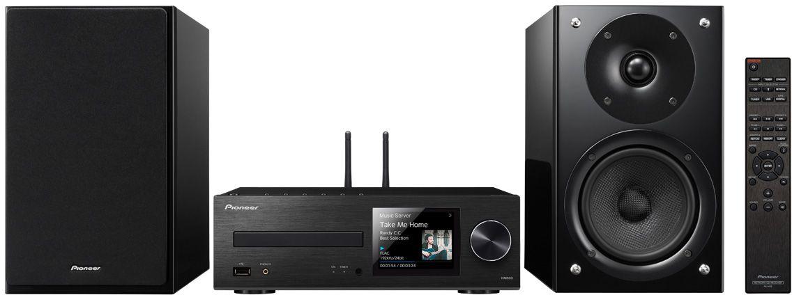 Pioneer X-HM86D-B музыкальный центрX-HM86D-B2х65Вт Class D. FM радио 40 станций. Функция усиление баса. CD/CD-R/RW (MP3 и WMA). USB (FLAC, DSD, AAC, WMA). Bluetooth/Wi-Fi. TIDAL, Dwwzer, TuneIn. Работает с Androis/iOS. Дисплей 3.5 . DAB интернет радио.
