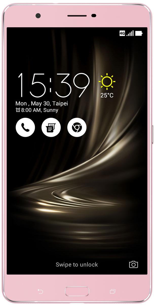 ASUS ZenFone 3 Ultra ZU680KL, Pink Gold (90AK0013-M00360)90AK0013-M00360Вселенная невероятного - вокруг вас. Погрузитесь в мир ярких красок и чарующего звука, мир, неотличимый от реальности. Раскройте несравненные возможности непревзойденного ZenFone 3 Ultra. Используя в качестве основы корпуса смартфона металл, производители вынуждены идти на компромисс: применение компактных внутренних антенн было возможным только в сочетании со специальными пластиковыми вставками, необходимыми для прохождения радиосигнала. Но инженеры компании ASUS смогли справиться с этой проблемой: новый ZenFone 3 Ultra обладает стильным, полностью металлическим корпусом без диэлектрических вставок на задней крышке, изящество которого подчеркивается эффектными гранями, выполненными с помощью алмазной резки. ZenFone 3 Ultra - это чудо современных технологий, которое рождается в результате сложного производственного процесса, включающего в себя 240 этапов. Прецизионная фрезеровка заготовки для получения прочного и при этом тонкого корпуса,...