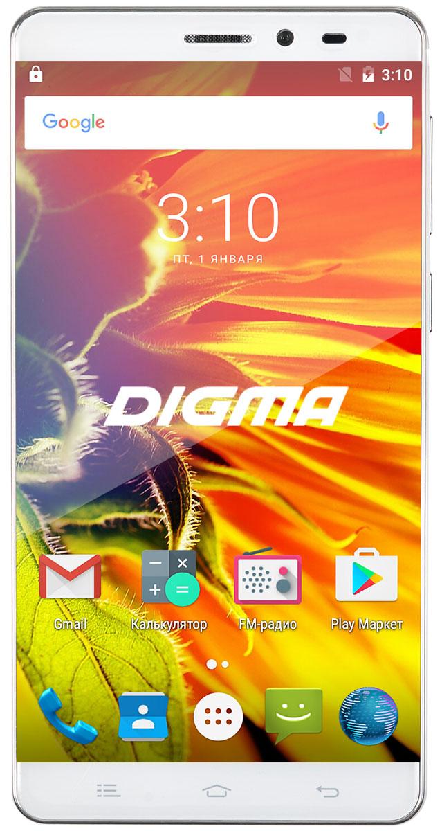 Digma Vox S505 3G, White