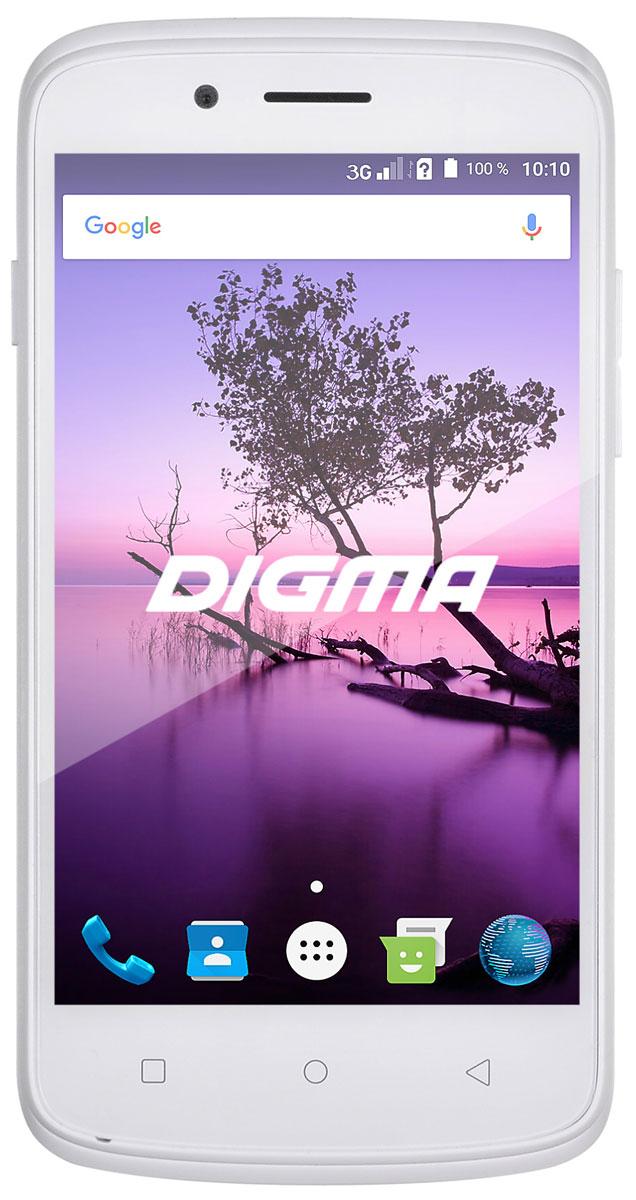 Digma Linx A420 3G, White