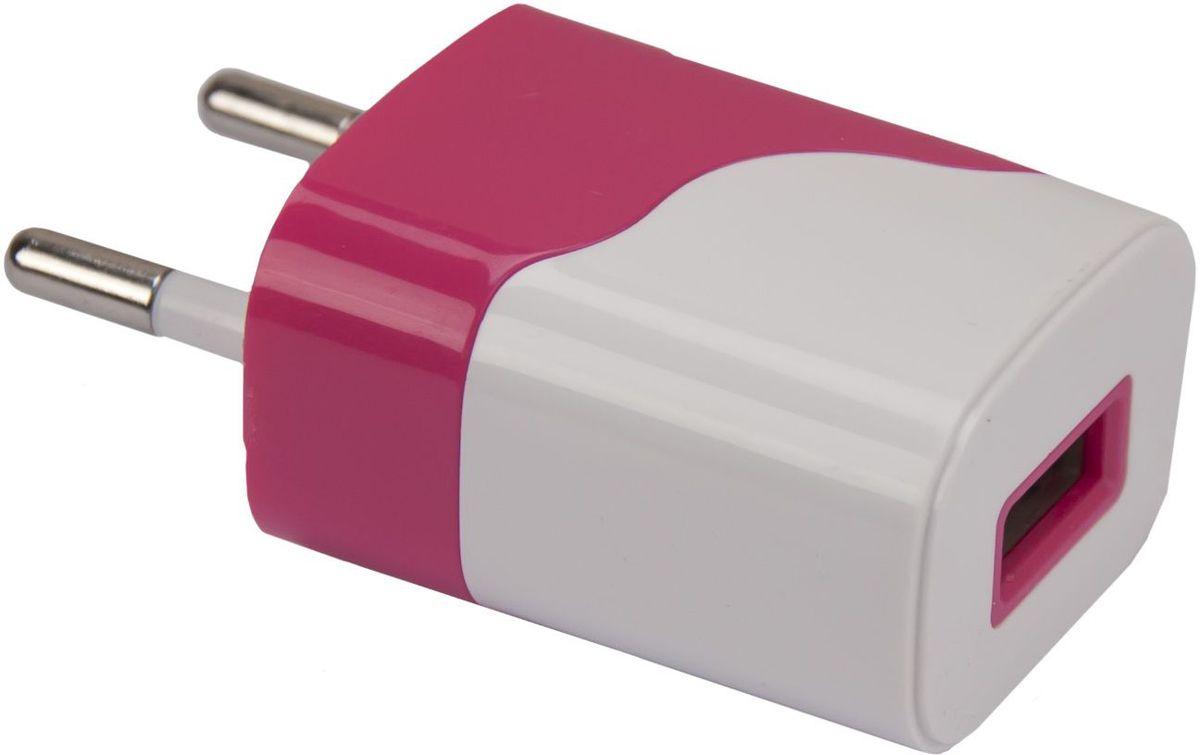 Continent ZN10-194, Red зарядное устройствоZN10-194RD/OEMКомпактное устройство Continent ZN10-194 для зарядки от сети позволяет быстро и качественно зарядить абсолютно любой цифровой гаджет, будь то планшет или обычный телефон. Стандартный USB разъем унифицирует аксессуар и дает возможность его использования с цифровыми устройствами любого типа, достаточно лишь подобрать нужный USB кабель.