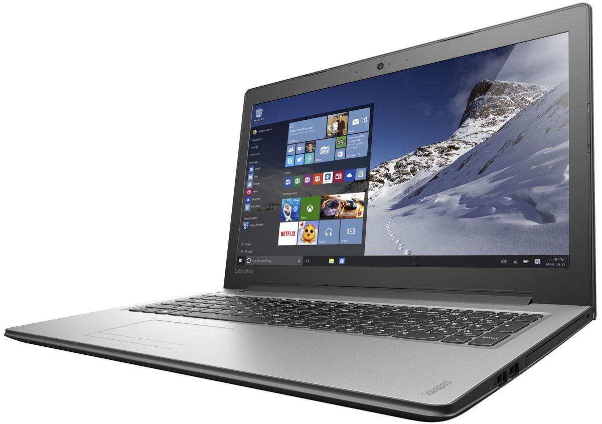 Lenovo IdeaPad 310-15ISK (80SM00QJRK)80SM00QJRKТонкий и стильный 15,6-дюймовый ноутбук Lenovo IdeaPad 310. Все, что нужно. Ничего лишнего. Если вы ищете недорогой производительный ноутбук, выбирайте IdeaPad 310. Процессор от Intel - идеальный компонент для мобильного компьютера, с отличным соотношением цены и производительности. Благодаря высокой энергоэффективности его можно заряжать реже. Высокая скорость передачи данных: Быстрая передача данных между IdeaPad 310 и другими устройствами при помощи разъема USB 3.0. Он почти в десять раз быстрее предыдущих версий USB и является обратно-совместимым. Тонкий, легкий и портативный: Хватить изнывать под тяжестью громоздкого ноутбука. Модель Ideapad 310 имеет всего 22,9 мм в толщину и весит около 2,2 кг - идеальный вариант для поездок и путешествий. Сверхскоростной веб-серфинг: В три раза более высокая (по сравнению с традиционной) скорость Wi-Fi 802.11 a/c ноутбука IdeaPad 300 позволит вам путешествовать по...
