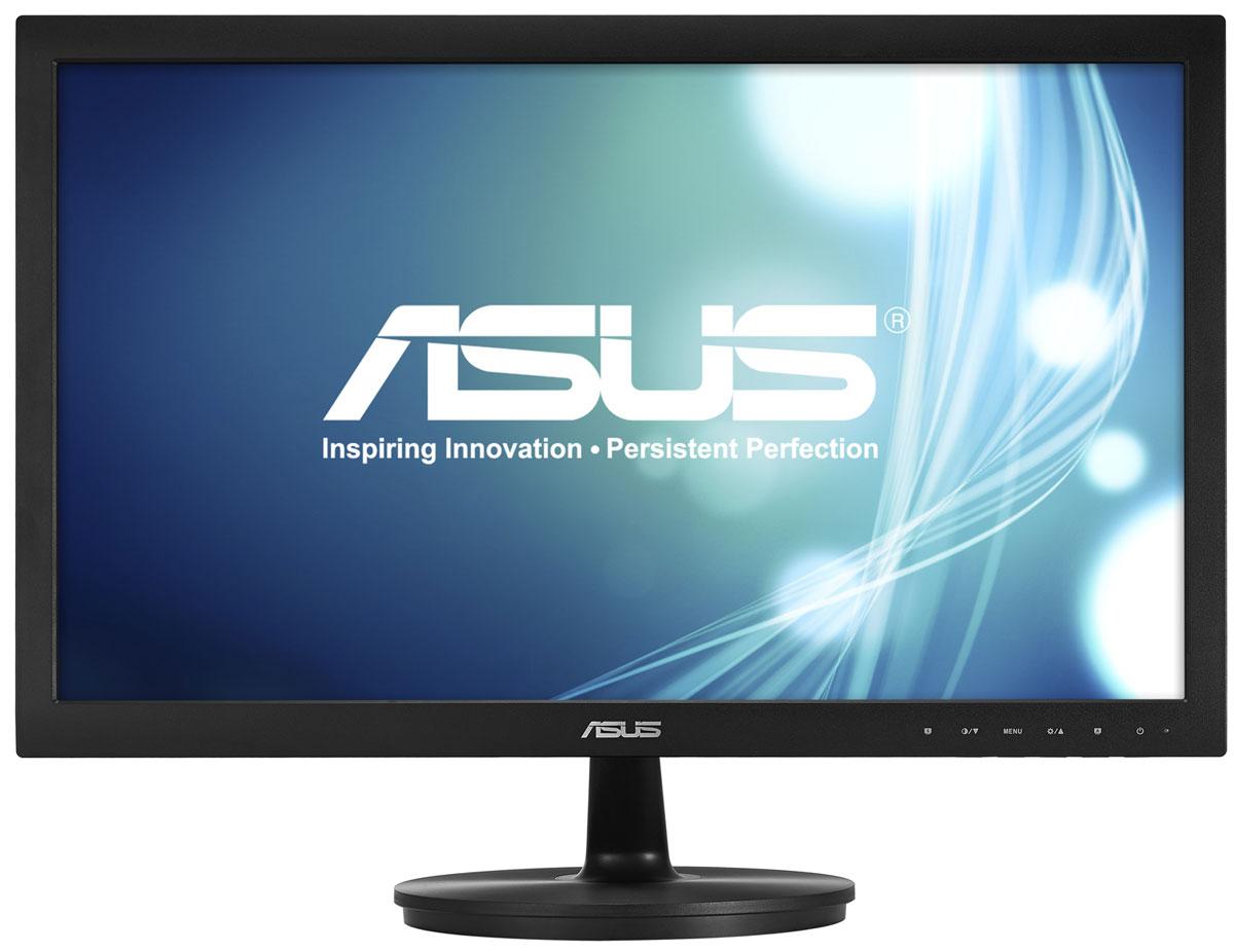 ASUS VS228NE, Black монитор90LMD8501T02211C-ASUS представляет современный ЖК-монитор VS228NE со светодиодной подсветкой, высокой контрастностью и поддержкой HDCP. Помимо великолепного качества изображения он может похвастать прекрасным дизайном корпуса и изящной, надежной подставкой. Благодаря технологии ASCR, которая динамически изменяет яркость подсветки в зависимости от текущего изображения, контрастность данного монитора достигает фантастического уровня – 50 000 000:1! Технология Smart View обеспечивает отсутствие искажений цвета при взгляде на экран снизу, например, если вы захотите посмотреть фильм, лежа на диване. А функция контроля соотношения сторон позволяет пользователям указать предпочтительный способ отображения видеоматериала при масштабировании: растягивать картинку на весь экран или сохранять соотношение сторон 4:3. Эксклюзивная технология Splendid Video Intelligence позволяет быстро настраивать монитор в соответствии с текущими задачами и условиями (игры, просмотр...