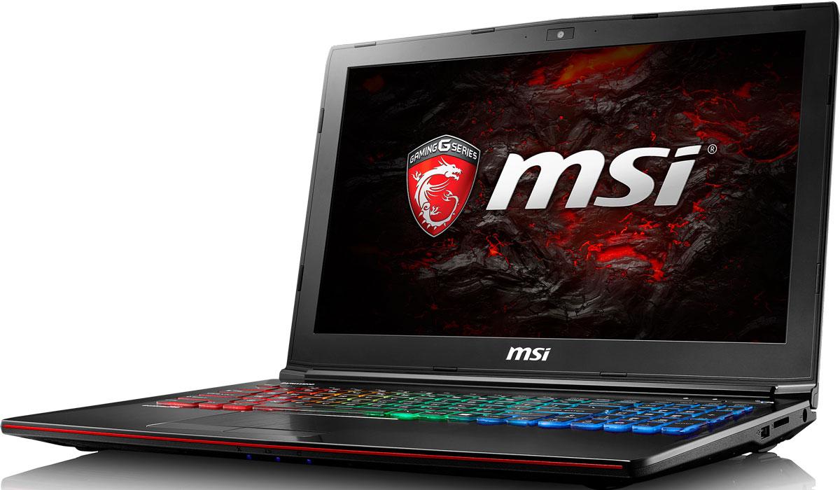 MSI GE62MVR 7RG-012RU Apache Pro, BlackGE62MVR 7RG-012RUКомпания MSI создала игровой ноутбук GE62MVR 7RG Apache Pro с новейшим поколением графических карт NVIDIA GeForce GTX 1070. По ожиданиям экспертов производительность GeForce GTX 1070 должна более чем на 40% превысить показатели графических карт GeForce GTX 900M Series. Благодаря инновационной системе охлаждения Cooler Boost и специальным геймерским технологиям, применённым в игровом ноутбуке MSI GE62MVR 7RG Apache Pro, графическая карта новейшего поколения NVIDIA GeForce GTX 1070 сможет продемонстрировать всю свою мощь без остатка. Олицетворяя концепцию Один клик до VR и предлагая полное погружение в игровые вселенные с идеально плавным геймплеем, игровые ноутбуки MSI разбивают устоявшиеся стереотипы об исключительной производительности десктопов. Ноутбуки MSI готовы поразить любого геймера, заставив взглянуть на мобильные игровые системы по-новому. 7-ое поколение процессоров Intel Core серии H обрело более энергоэффективную архитектуру, продвинутые ...