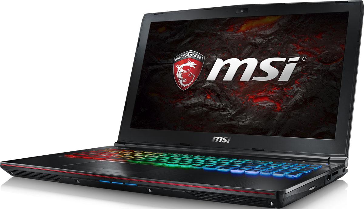 MSI GE62VR 7RF-497XRU Apache Pro, BlackGE62VR 7RF-497XRUКомпания MSI создала игровой ноутбук GE62VR 7RE Apache Pro с новейшим поколением графических карт NVIDIA GeForce GTX 1060. По ожиданиям экспертов производительность GeForce GTX 1060 должна более чем на 40% превысить показатели графических карт GeForce GTX 900M Series. Благодаря инновационной системе охлаждения Cooler Boost и специальным геймерским технологиям, применённым в игровом ноутбуке MSI GE62VR 7RE Apache Pro, графическая карта новейшего поколения NVIDIA GeForce GTX 1060 сможет продемонстрировать всю свою мощь без остатка. Олицетворяя концепцию Один клик до VR и предлагая полное погружение в игровые вселенные с идеально плавным геймплеем, игровые ноутбуки MSI разбивают устоявшиеся стереотипы об исключительной производительности десктопов. Ноутбуки MSI готовы поразить любого геймера, заставив взглянуть на мобильные игровые системы по-новому. 7-ое поколение процессоров Intel Core серии H обрело более энергоэффективную архитектуру, продвинутые ...