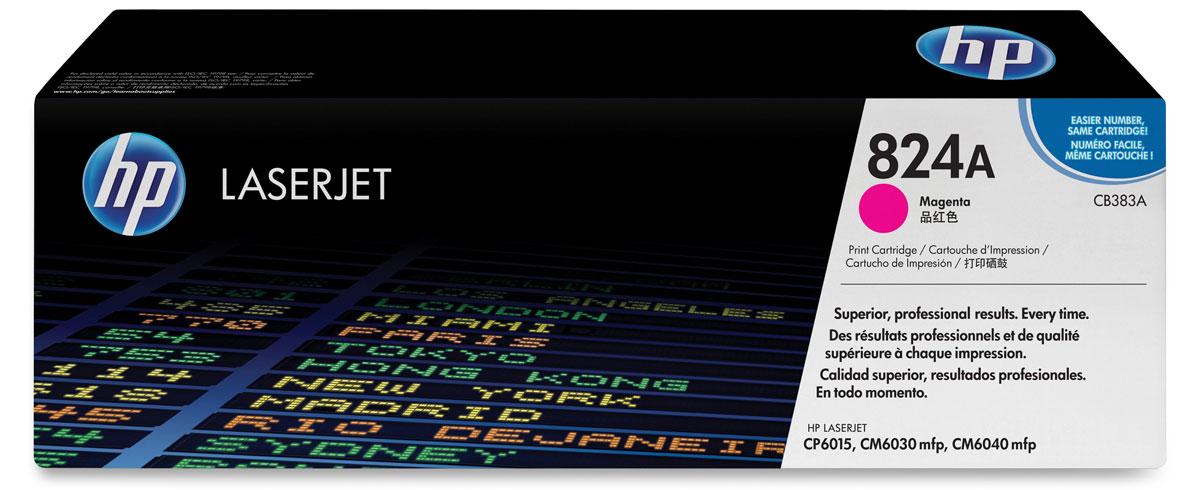 HP CB383A, Magenta тонер-картридж для Color LaserJet CP6015/CM6030/CM6040CB383AБлагодаря улучшенному тонеру HP CB383A расходные материалы HP LaserJet обеспечивают быстрое получение превосходных результатов. Благодаря стабильной производительности и экономящим время функциям управления расходными материалами использование оригинальных расходных материалов HP повышает эффективность вашей работы. Разработано для соответствия различным требованиям. Улучшенный тонер обеспечивает стабильные результаты, равномерный глянец и насыщенные цвета. Великолепные результаты для любого типа печати – от ежедневной деловой документации до профессиональной рекламной продукции. Надежная печать повышает производительность офиса. Тонер HP и интеллектуальный картридж обеспечивают неизменно высокую скорость печати и великолепные результаты. Бесперебойная печать экономит время, увеличивает производительность и снижает общие затраты на печать. Функции управления оригинальных картриджей HP обеспечивают стабильную работу офиса. Встроенные картриджи...