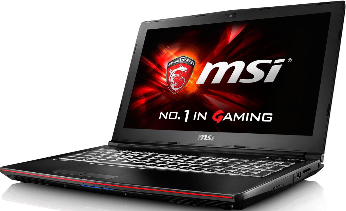 MSI GP62 7QF-1692RU Leopard Pro, BlackGP62 7QF-1692RUБыстрый игровой ноутбук MSI GP62 7QF Leopard Pro с новейшим процессором 7-го поколения Intel Core и производительной графической картой NVIDIA GeForce GTX 960M. 7-ое поколение процессоров Intel Core серии H обрело более энергоэффективную архитектуру, продвинутые технологии обработки данных и оптимизированную схемотехнику. Производительность Core i7-7700HQ по сравнению с i7-6700HQ выросла в среднем на 8%, мультимедийная производительность - на 10%, а скорость декодирования/кодирования 4K-видео - на 15%. Аппаратное ускорение 10-битных кодеков VP9 и HEVC стало менее энергозатратным, благодаря чему эффективность воспроизведения видео 4K HDR значительно возросла. Свободно переключайтесь между режимами Sport, Comfort и Green за счёт совершенно новой функции SHIFT, которая, подобно коробке передач автомобиля, даёт вам контроль над состоянием ноутбука, расставляя приоритеты между производительностью (скорость), громкостью работы системы охлаждения...