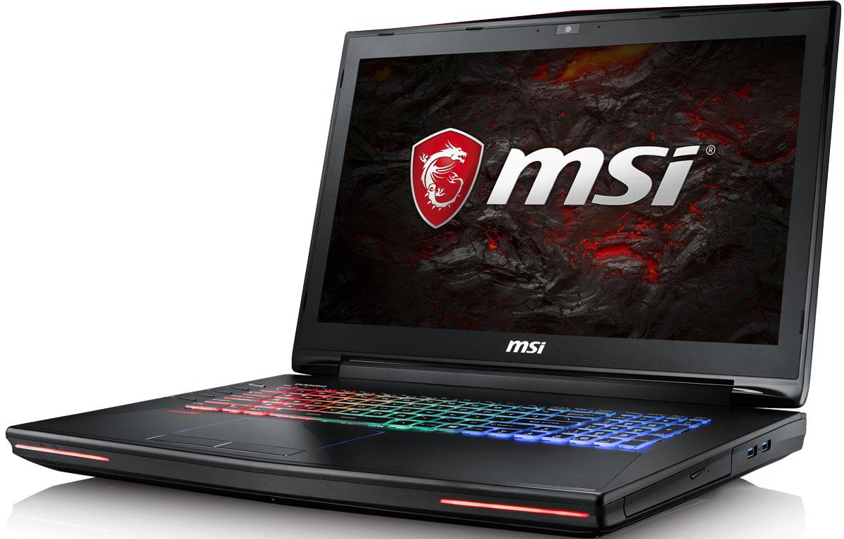 MSI GT72S 6QE-1043RU Dominator Pro 4K, BlackGT72S 6QE-1043RUMSI GT72S 6QE Dominator Pro 4K - мощный игровой ноутбук, внутри которого самые продвинутые мобильные комплектующие: процессор шестого поколения Intel Core i7 и графическая карта NVIDIA GeForce GTX 980M. Skylake - это кодовое имя новой 14-нм микроархитектуры процессоров Intel последнего, 6-го поколения. По сравнению с предыдущими поколениями платформа Skylake обладает сниженным энергопотреблением при повышенной производительности. MSI GT72S 6QE Dominator Pro 4K оснащен процессором Core i7 6820HK с возможностью разгона от 3.ГГц до 4 ГГц и выше. Super RAID 4 - это новейшая технология построения высокоскоростных систем хранения данных, основанная на архитектуре RAID 0. Объединяя два модуля PCI-E Gen.3 x4 SSD в единое целое, она позволяет развить невероятную скорость передачи данных - более 3800 Мбайт/с в режиме чтения! Вы сможете достичь максимально возможной производительности вашего ноутбука благодаря поддержке оперативной памяти...