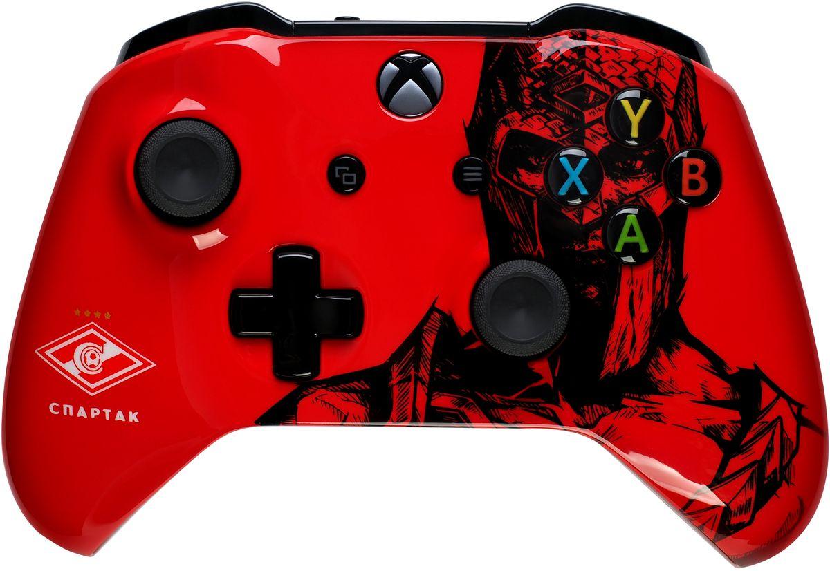Microsoft Xbox One Спартак Гладиатор беспроводной геймпад 4627125190414